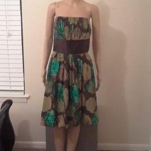 Anthropologie Tracy Reese silk dress